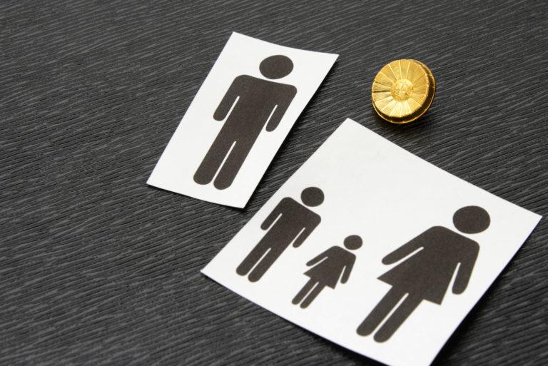 離婚関連、男女問題