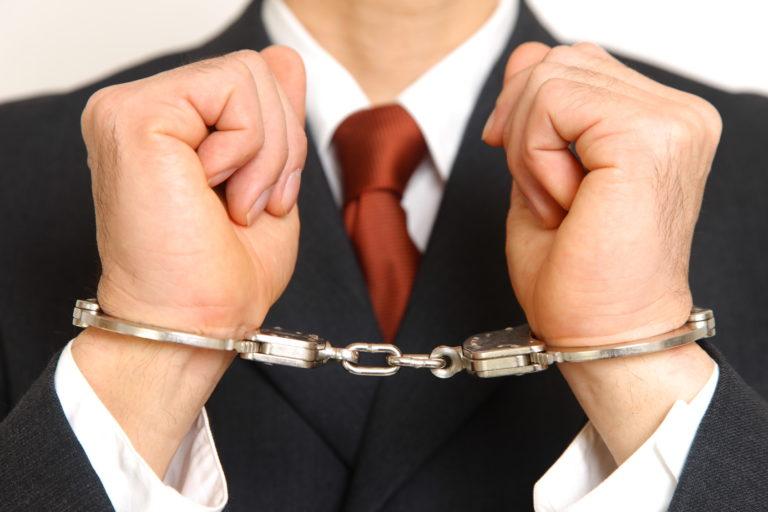 日本人が刑事事件で拘束